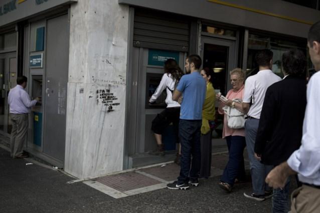 Elke Belg heeft al 1.000 euro  in Griekenland gepompt