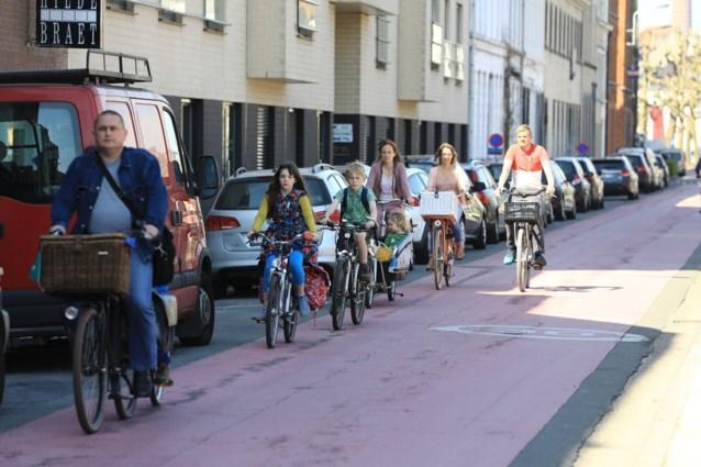 Gent, Boechout, Deinze en Kontich zijn 'Fietsgemeenten 2015'