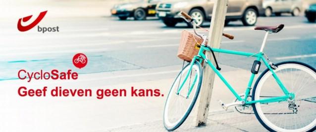 Postbodes zoeken geen gestolen fietsen meer