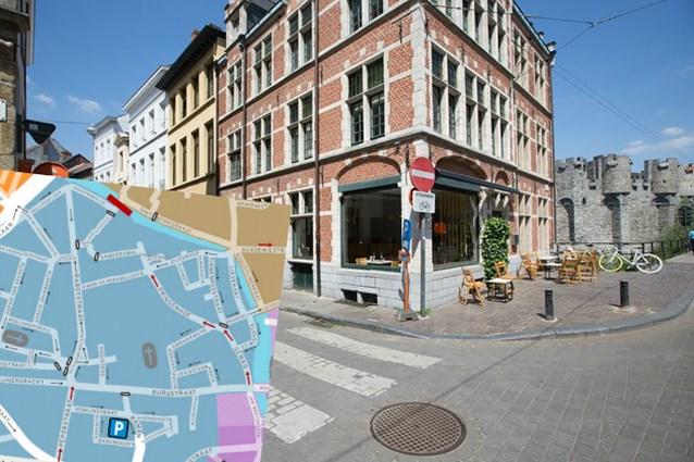 Het Mobiliteitsplan in detail (4): een (bijna) doodlopende Burgstraat