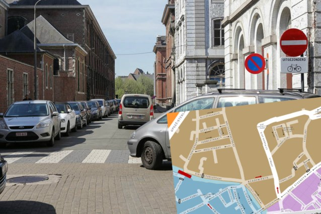 Het Mobiliteitsplan in detail (7): de Academiestraat blijft (misschien) éénrichting