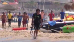 Was de schutter van Sousse onder invloed van drugs?