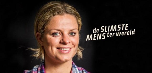 Kim Clijsters eerste kandidate nieuw seizoen 'De Slimste Mens ter Wereld'