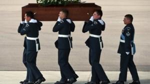 Gedenkteken voor 30 Britten die omkwamen in Sousse