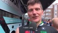 Hoe de broek van deze wielertoerist Tony Martin aan geel en ritwinst hielp