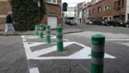 Paaltjes aan Sint-Pietersstation weer weg, stemming eindigt met gelijke stand