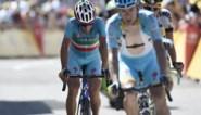 Astana gooit de handdoek: Nibali geen kopman meer