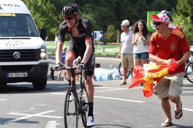 OVERZICHT. Deze renners gaven al op in de Tour de France