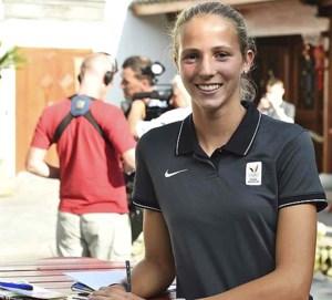 UPDATE. Hanne Maudens haalt zilver op EK Atletiek voor junioren en plaatst zich voor finale verspringen
