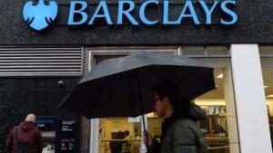'Barclays schrapt 30.000 banen'