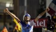 Pinot triomfeert op Alpe d'Huez, Froome plooit nipt niet