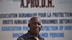 België biedt gewonde Burundese mensenrechtenactivist hulp aan
