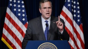 Jeb Bush houdt Obama verantwoordelijk voor chaos in Midden-Oosten