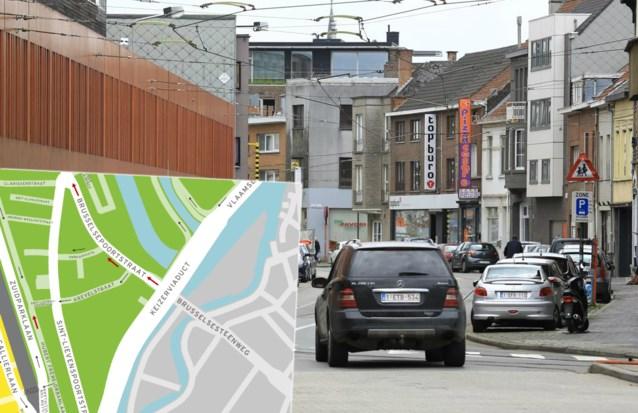 Het Mobiliteitsplan in detail (11): in de Brusselsepoort moet de auto wijken voor de tram