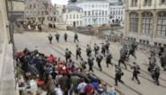 Spectaculaire filmopnames gedraaid op Sint-Michielsbrug in Gent