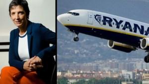 Phara de Aguirre haalt uit naar Ryanair