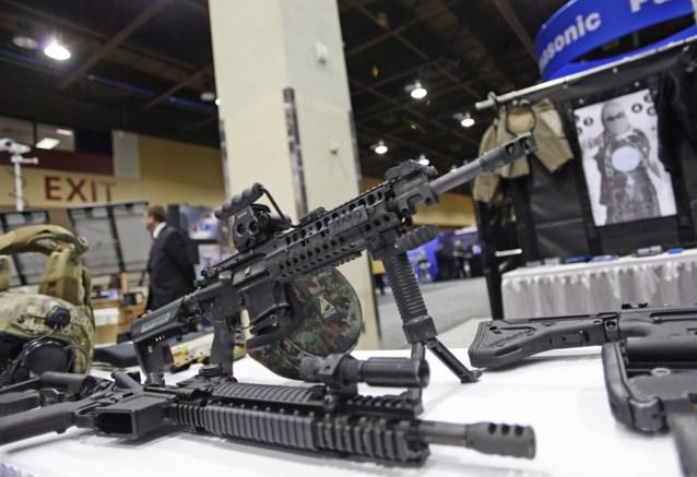 Walmart stopt met verkoop militaire geweren