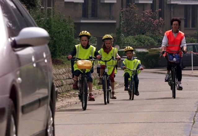 Dankzij deze tips fietst uw kind veilig naar school