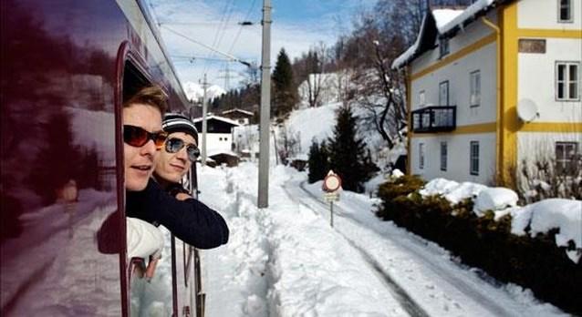 Opnieuw wekelijks met de slaaptrein vanuit Brussel en Antwerpen naar Oostenrijkse skigebieden