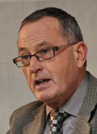 Burgemeester Marcel Logist neemt afscheid