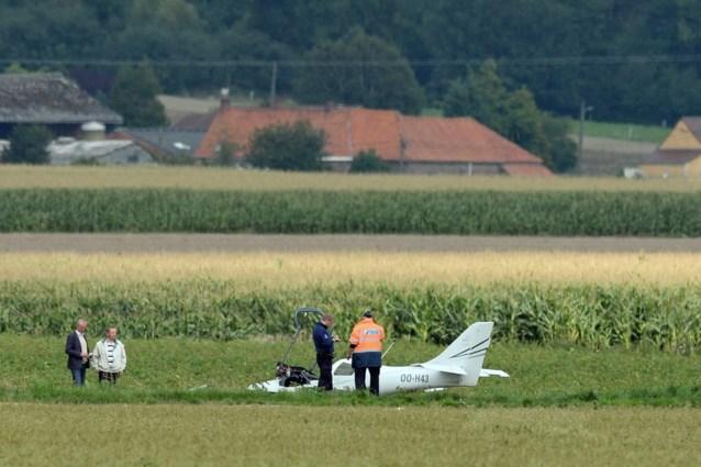 Twee doden bij crash sportvliegtuig