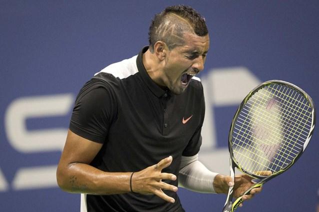 'Bad boy' Kyrgios niet opgeroepen voor Davis Cup