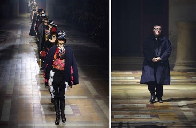 Topdesigner: 'Social media maken mode vlak'