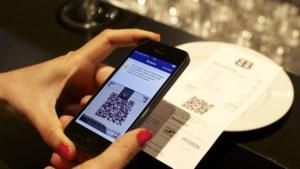 Bancontact voert half miljoen smartphone-betalingen uit