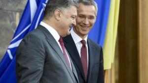 Navo en Oekraïne versterken banden in Kiev