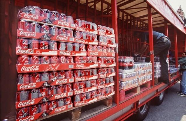 Camion van Coca-Cola waarmee interim aan de haal ging, is terecht