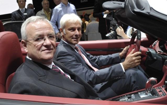 Oud-topman VW moet ook weg bij Porsche