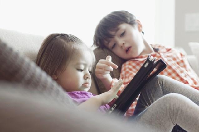 Eén op de drie kinderen bezit een eigen tablet