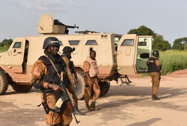 Regeringsleger Burkina Faso bestormt kazerne van rebellen