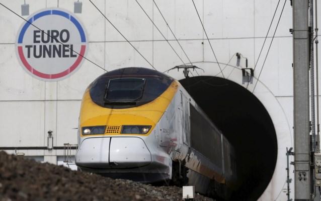 Vijf Eurostar-treinen urenlang geblokkeerd aan Kanaaltunnel
