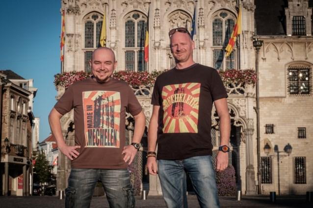 Te koop: chauvinistisch Mechels T-shirt