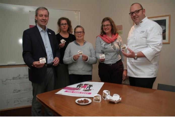 Sint-Niklaas smult van fairtrade