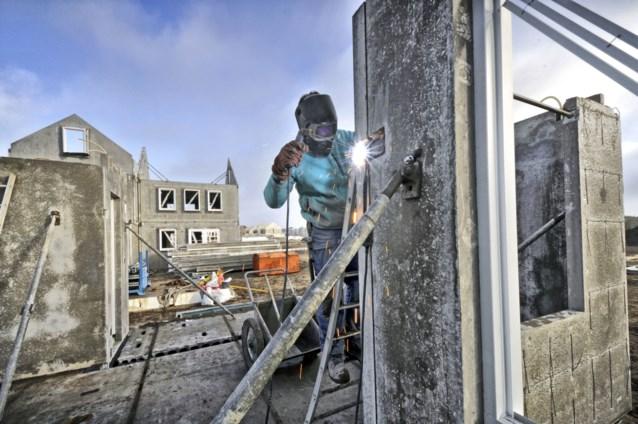 Bouwsector: 'Eerste stap in de richting van herstel'