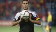 Eden Hazard: 'Moeten mikken op EK-winst'