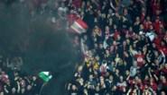 Supporters Standard én Charleroi gaan over de schreef in vurige derby