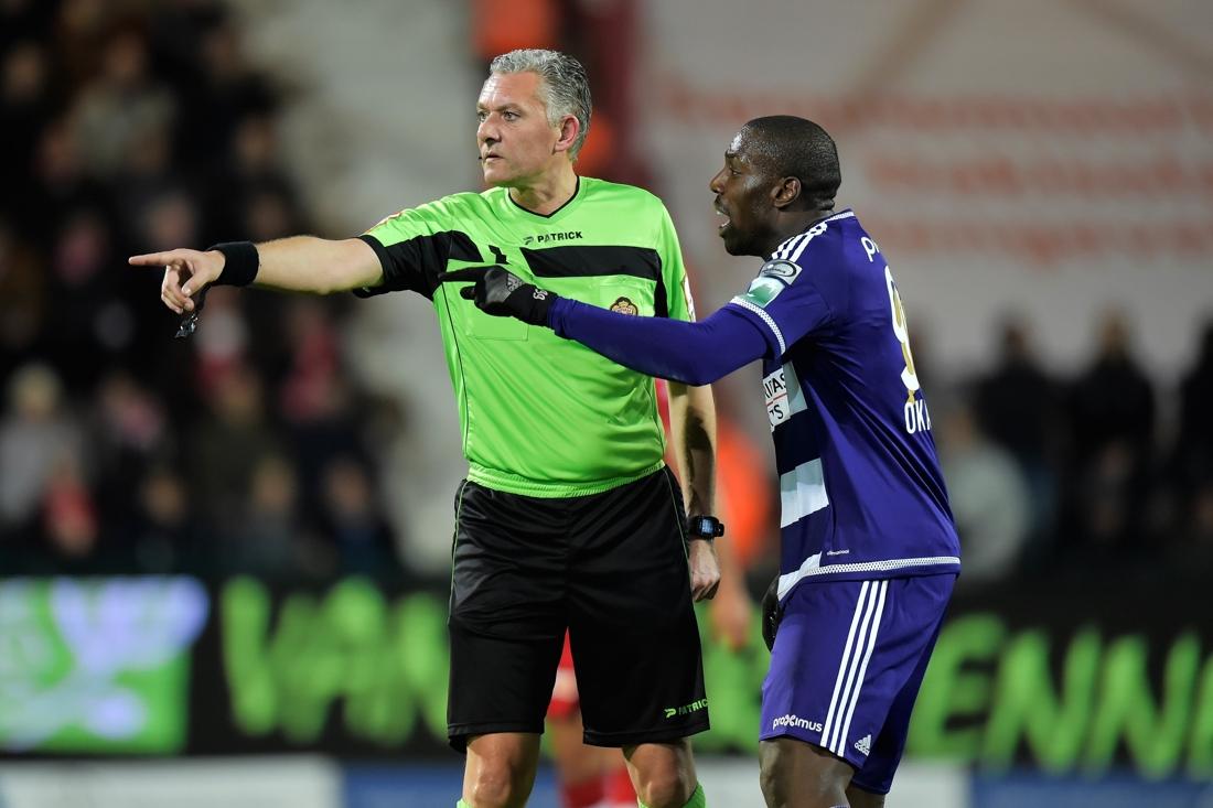 Georganiseerd Kortrijk houdt Anderlecht op gelijkspel - Het Belang van  Limburg