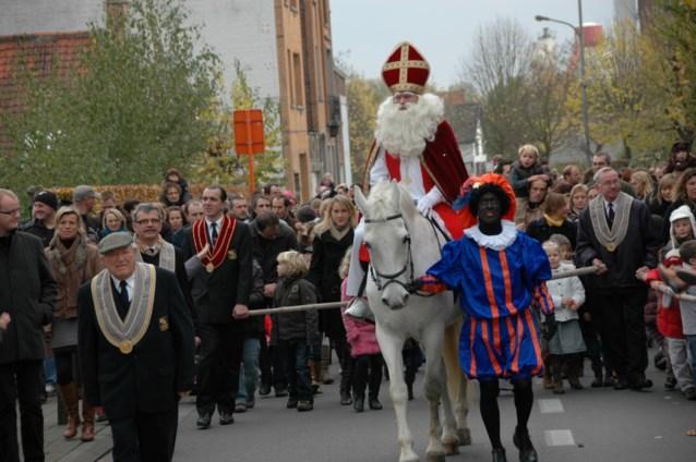 Kuurne verwelkomt de Sint op woensdag 11 november
