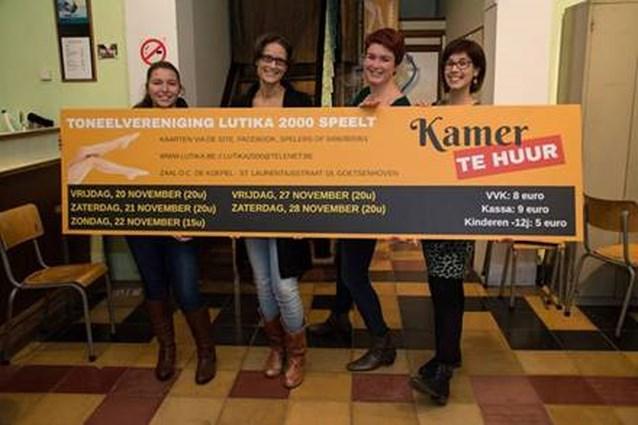 Toneelvereniging Goetsenhoven aan de slag voor Kom op tegen Kanker