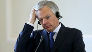 Reynders: 'Liever oplossingen in buitenland dan applaus in eigen land'