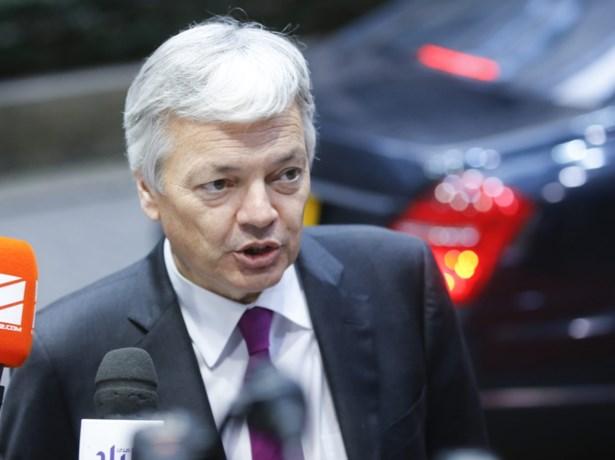 Reynders wil Europese samenwerking tegen terreur versterken