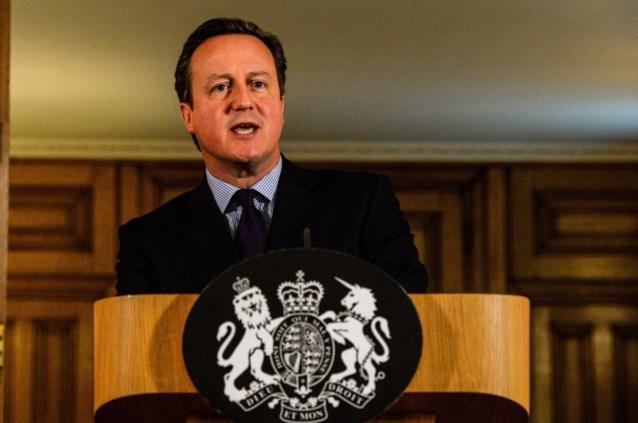David Cameron belt met premier Michel over aanslagen
