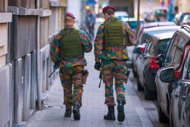 Tot 300 extra militairen op straat door verhoogd dreigingsniveau