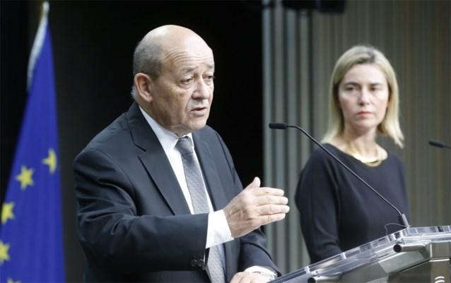 EU zegt Frankrijk unanieme steun toe na aanslagen