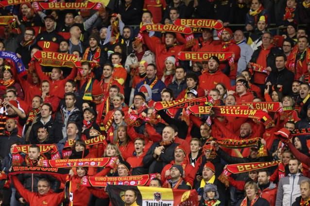 België-Spanje in allerijl afgelast door terreurdreiging