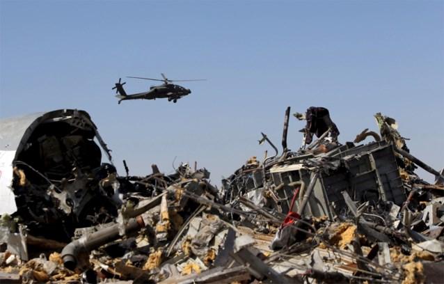 """Egyptische regering: """"Oorzaak vliegtuigcrash nog steeds onbekend"""""""