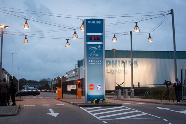 Philips Turnhout schrapt 159 banen: directie blijft geloven in toekomst